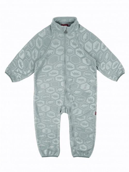 Флисовый комбинезон детский Reike WL серый