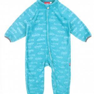 Флисовый комбинезон детский Reike WL голубой