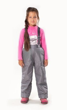 Демисезонные брюки UKI kids 98-128 черный