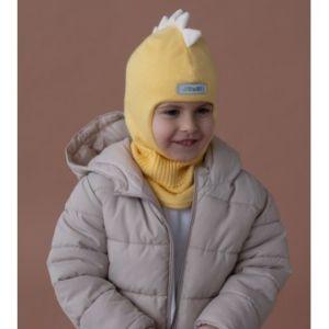 Шапка-шлем детская Дракон Груша