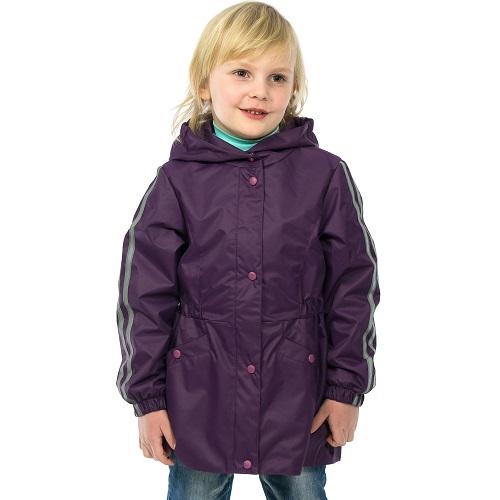 Ветровка GooDvinKids 86 -122 Эмми пурпурный