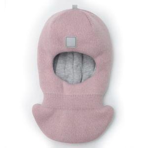 Шапка шлем Artel зима розовый