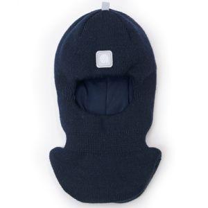 Шапка шлем Artel зима тёмно-синий