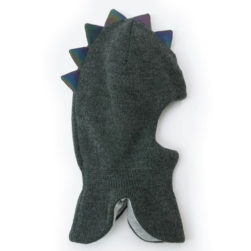 Шлем шапка Artel Дино серый