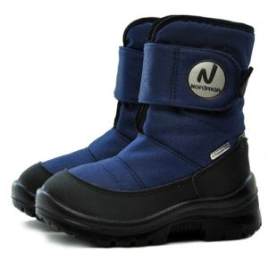 Зимние детские сапоги Nordman Next синие