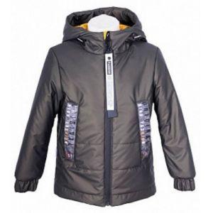 Куртка для мальчика РИК 92-128 серый