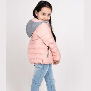 Куртка для девочки Скай 92-128 пыльная роза